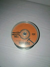 60 dvd Tuff Disc da 4.7 GB (120/240min) Cormano, 20032
