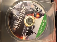 Xbox 360 Call of Duty game disc Barrie, L4M 6R6