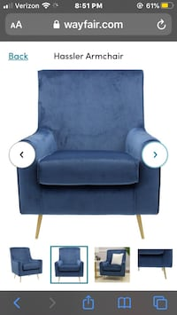 Hassler Armchair Knoxville, 37922