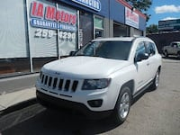 2014 JEEP COMPASS SPORT *FR $499 DOWN GUARANTEED FINANCE Des Moines