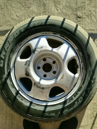 Honda rims with tpms and tires Winnipeg, R3N