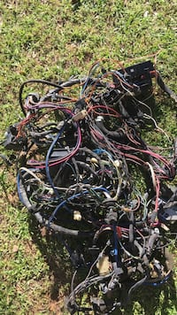 Complete 308 Dodge wiring harness