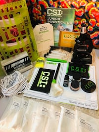 C.S.I Kit for Kids ;) Seven Corners