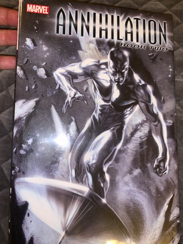 MARVEL NEW SEALED Annihilation Omnibus HC New  vol 2 + 3 bd0e5781-48ee-4bff-8c9d-6921861a2928