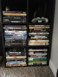 assorted DVD movie lot