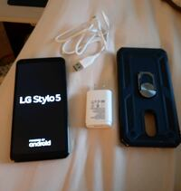 LG STYLO 5 Android phone