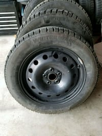 Winter tires and Rims - MINT CONDITION  Oshawa, L1L 0C1