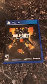 Call of Duty Black Ops 4 PS4  Brook Park, 44142