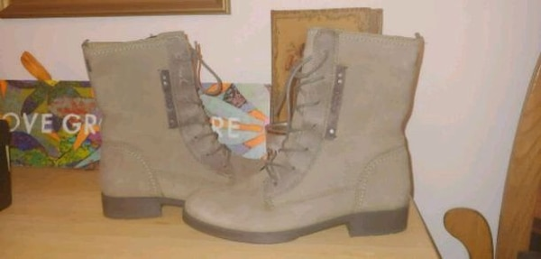 ECCO leather winter/ demi-season boots, size 9 2b772bd3-ab6c-4f9f-9cd4-921f0cfd80b5