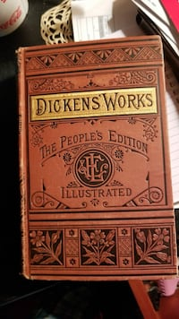 Dickens the people's edition Acworth