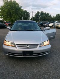 honda  - accord  - 2002 Laurel