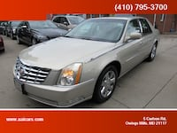 2007 Cadillac DTS for sale Owings Mills