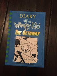 Hardcover diary of a wimpy kid  Calgary, T2X 0N7