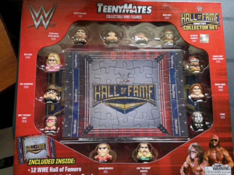 WWE HALL OF FAME TEENYMATES fd6367d8-4920-4f1a-901c-f70fecdaf9e3