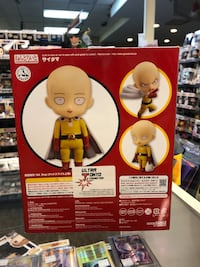 One Punch Man Nenoroid Orland Park, 60462
