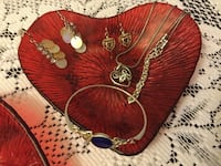 Assorted SILVER jewelry / Come visit and find something nice / Necklace & earrings & bracelet Alexandria, 22311