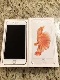 iPhone 6S Plus Rosegold 64GB Richmond Hill, L4B