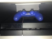 Ps4 barely used with blue controller Kelowna