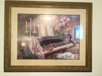 Stunning Large Wall Frame Châteauguay, J6J
