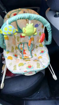Brand new vibrating bouncy seat Lewes, 19958