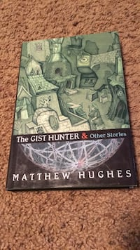 The Gist Hunter and Other Stories Boise, 83706