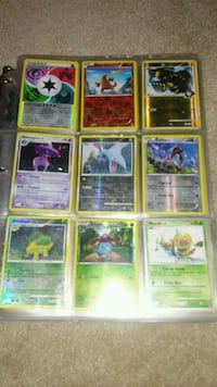 Pokemon cards Manassas, 20110
