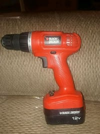 Black and Decker Power Drill  New York, 10009