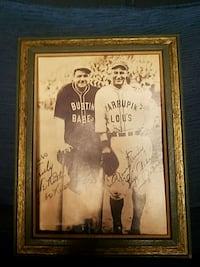 Babe Ruth and Lou Gehrig picture Atlanta, 30324