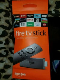 Amazon Fire TV Stick box Washington