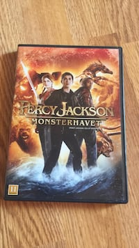 Percy Jackson Monsterhavet DVD-sak Horten, 3189