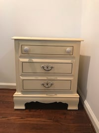 Nightstand French provincial  21 km