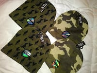 Adult size beanies