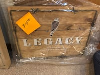 Legacy Whisky Bar Sign Spanaway, 98387