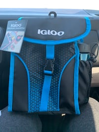 Igloo cooler bag with water bottle  El Paso, 79938