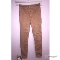 women's brown pants 58 km