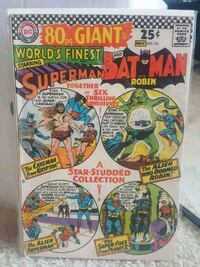 World's Finest starring Superman and Batman #161 Goodlettsville, 37072