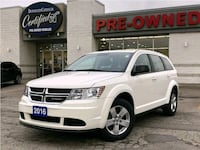 2016 Dodge Journey 549 km