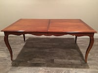 Ethan Allen dining room table Corona