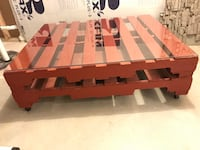 Custom pallet coffee table Holmes, 19043