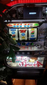 Full size slot machine a cool piece to have