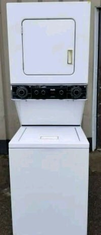 Inglis Compact Stacked Washer Dryer, 1 yr warranty Richmond Hill, L4C 3G2