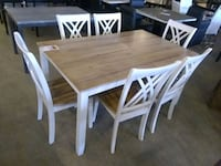 Dining Table with 6 chairs reduced Phoenix, 85018