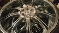 26 inch rims and tires Little Rock, 72205