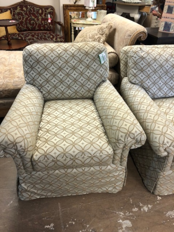 Collections Of Down Filled Swivel Chair