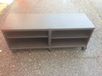 TV Stand with 6 wheels - 50 inches  Alexandria, 22311