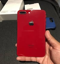 PRODUCT RED iPhone 8 Plus 539 km