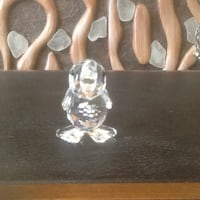 Crystal signed duck Welland, L3C