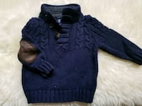 Baby Gap size 12 to 18 months sweater with elbow p Toronto, M4W 1A8
