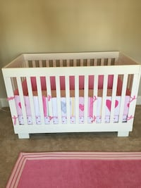 Babyletto Crib and Toddler Rail San Diego, 92130