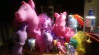 My Little Pony there 14 of them asking 10for all  Dundalk, 21222